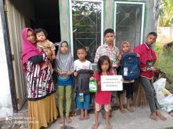 IZI Riau Peduli Pendidikan Keluarga Duafa