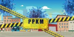 PPKM Level 3 di Dumai Diperpanjang