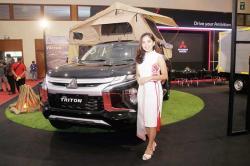Mitsubishi Motors Pamerkan New Triton dan L300 GIICOMVEC 2020