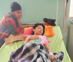 Ginjal Bocor, Maidenia Rasmi Memerlukan Bantuan