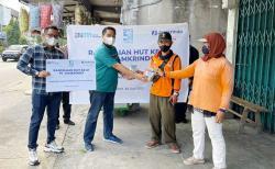 PT Jamkrindo Bagikan 5.100 Paket Kesehatan untuk Masyarakat