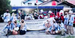 Kukerta Integritas Deteksi Gizi Balita Sialang Munggu