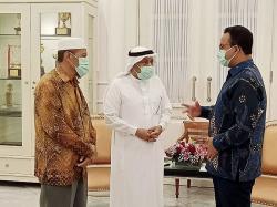 Liga Dunia Islam Bantu Anies Rp4,3 MiliarTangani Covid-19