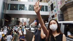 Cina Tolak Bertemu DK PBB untuk Membahas tentang Hongkong