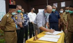 RAPP Gelar Penandatanganan Program Desa Bebas Api