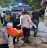 Mayat di Tualang Diduga Korban Pengusaha Rental Mobil yang Hilang
