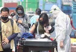 TNI AL Evakuasi 818 Anak Buah Kapal Pesiar