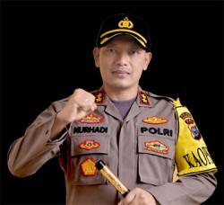 Tersangka Pengedar Sabu Diamankan Polsek Bangko