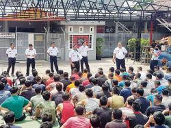 1.942 Narapidana di Riau Terima Asimilasi dan Integrasi