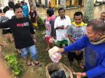 Giliran TRACKS Racks Kuansing Salurkan Bantuan Banjir