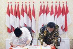 Pemkab Jalin MoU dengan UIN Suska Riau