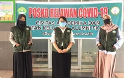 LPPM Unri Gelar Kukerta Relawan Corona