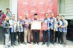 Raih Penghargaan Kabupaten Peduli HAM