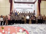 Penandatanganan MoU PT Jamkrida Riau dengan Perbarindo