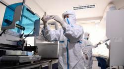 Alhamdulillah, Riau Sudah Miliki Alat PCR, Hari Ini Langsung Digunakan