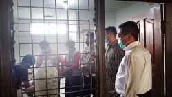 Penyerang Imam Masjid Belum Banyak Bicara