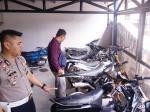 Tertibkan Sepeda Motor Knalpot Bising