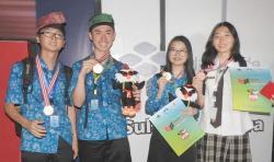 Sekolah Darma Yudha Menuai Prestasi di OSN 2019