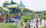 Labersa Waterpark Destinasi Wisata Keluarga