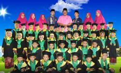 TK Ansoruna Kid's Wisuda 43 Siswa