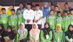 Kontingen Porsadin Riau Target Tiga Besar