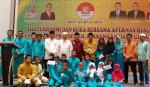 DPW Apernas Riau Beri Santunan