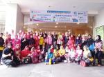 RS Awal Bros Gelar Senam dan Edukasi Jantung