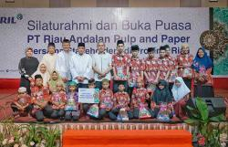 RAPP Santuni Anak Yatim 163 Desa di Riau