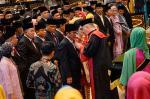 Pelantikan DPRD Riau Sempat Ricuh