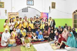 Lions Club Buka Puasa Bersama dan Santuni Anak Yatim