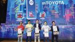 Lengkapi Platform Digital, Kenalkan mToyota