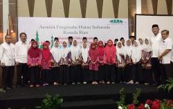 APHI Komda Riau Gelar Buka Bersama dan Santuni Anak Yatim