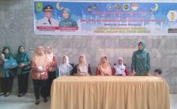 Organisasi Perempuan Se-Inhu Gelar Bazar Ramadan