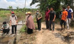 LPPM Unri Gelar Pelatihan Olahan Ikan di Pangkalan Lesung