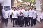 Undang Yusril, Jokowi Singgung Sengketa Pilpres di MK