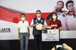 Anies Baswedan Ganti Nama Gedung PPOP Ragunan Jadi Greysia-Apriyani