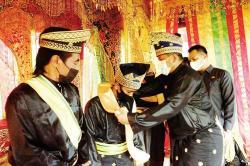 Bupati Kukuhkan Pengurus LKA Tanjung Kuras