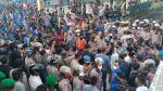 Janji DPRD Teruskan Aspirasi ke Presiden Tutup Aksi Demo Hari Ke-3