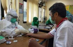 Rapid Test Massal, 10 Orang Reaktif