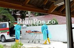 Sudah Tujuh Pasien Suspect Corona di Riau