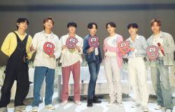 BTS Boyong 3 Penghargaan Kids Choice Awards 2021
