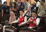 Trio Ikan Asin Keberatan Perkaranya Digelar di PN Jakarta Selatan