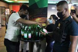 23 Warga serta 17 Botol Miras Diamankan