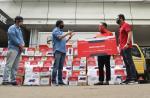 Telkomsel Salurkan Donasi Karyawan dan Jajaran Direksi Bantu Warga Pascapandemi