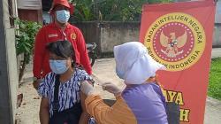 Vaksinasi Remaja dari Rumah ke Rumah