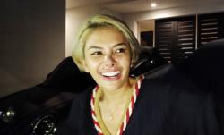 Nikita Mirzani Sedang Bahagia, Gugatan Mantan Suami Ditolak