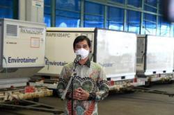 500 Ribu Dosis Vaksin Johnson & Johnson Tiba di Indonesia