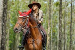 Bentuk Karakter lewat Berkuda