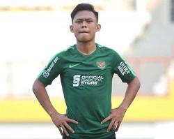 Andi Irfan Optimistis Masuk Skuad Timnas U-19