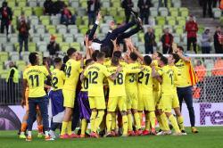 Villarreal Juara Berkat Tangan Dingin Emery